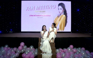 Hương Giang biểu diễn hit mới nhất cùng tác giả Andiez Nam Trương