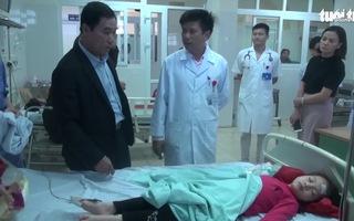 Video: 130 học sinh mầm non nhập viện nghi bị ngộ độc thực phẩm
