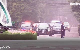 Toàn cảnh phiên họp giữa Tổng thống Donald Trump và chủ tịch Kim Jong Un